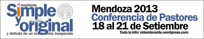 LOGO CIONFERENCIAS MENDOZA 2013